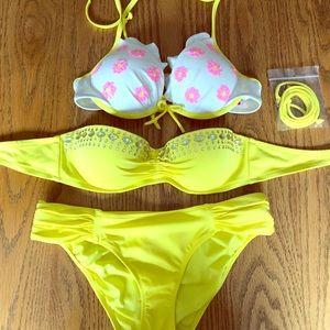 Victoria's Secret Bikinis. Size 32A/XS. Like New